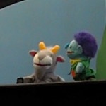 Storytime Puppet Show