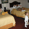 """Boys side of the """"family suite"""" - Perfect for us."""