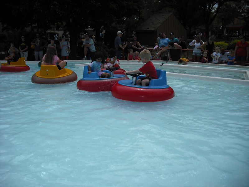 Bumper Boats 7/3
