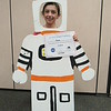 This Junior Astronaut finished her Training!
