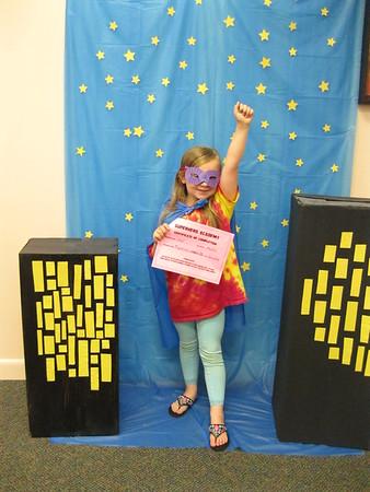Superhero Academy for Summer Reading 2015