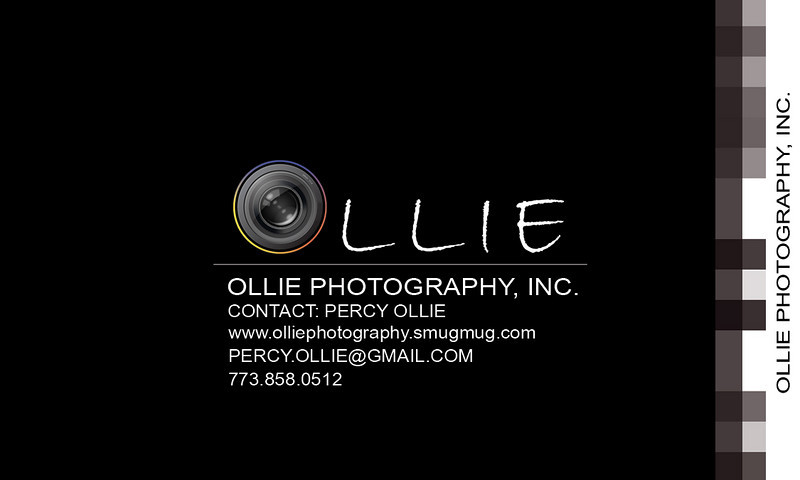 Ollie Photography, Inc Business Card-2
