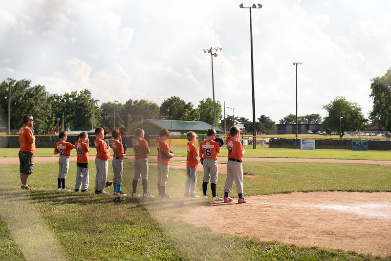 TIGERS LITTLE LEAGUE | baseball 2017