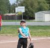Falcons Softball, April 2, 2011