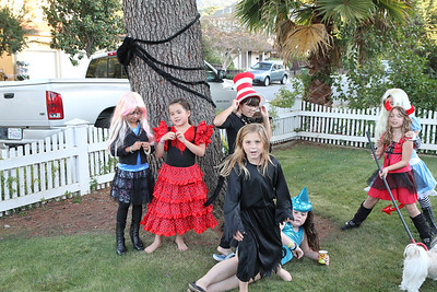 Tatum's Halloween Party