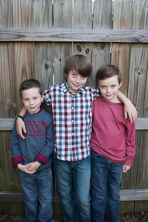 The Fallon Boys