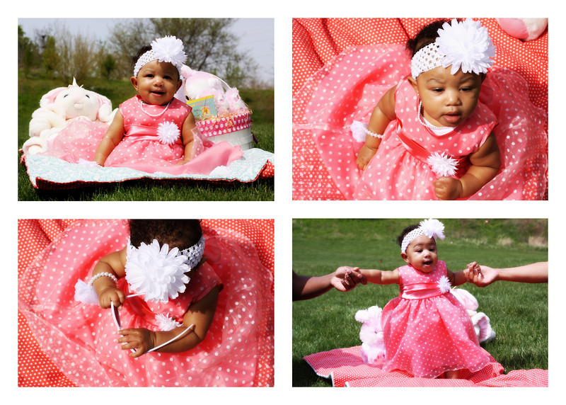 Audrey's 1st Easter