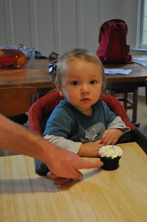 Thomas First Birthday Party