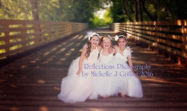 Three princesses 2016