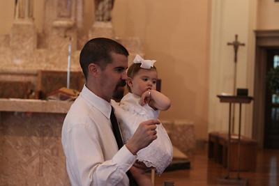Trinity's Baptism