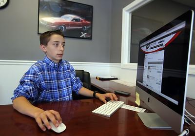 Tyngsboro kid car salesman 081716