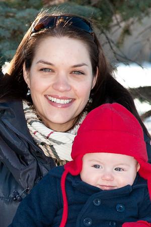 Tyson Christmas Pics 2010