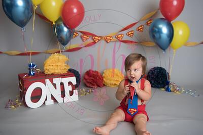 Vaughn turns 1
