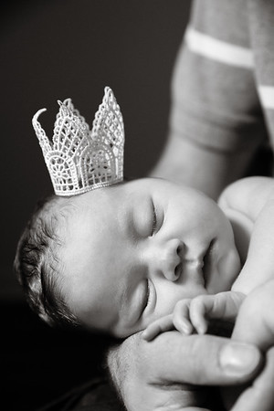 Violet - newborn