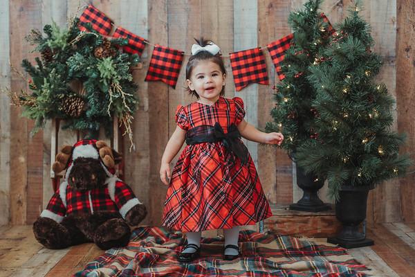 Vivian Christmas mini 2017