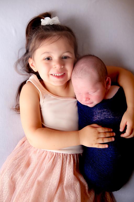 White Family Newborn 2017