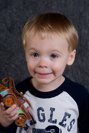 Will is 2 years old!