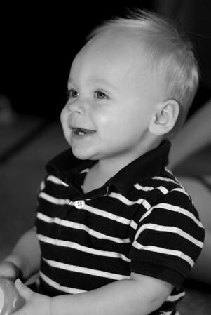William at 11 months
