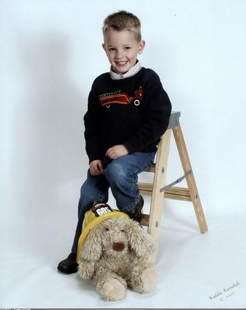 William - Age 4