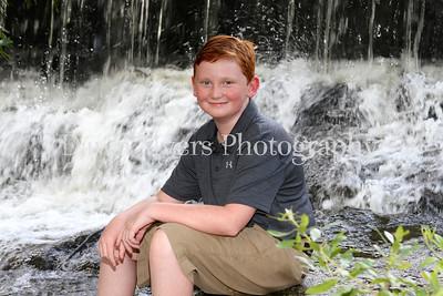 Wyatt~10 yrs old