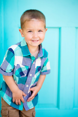 Wyatt {3 year old session}