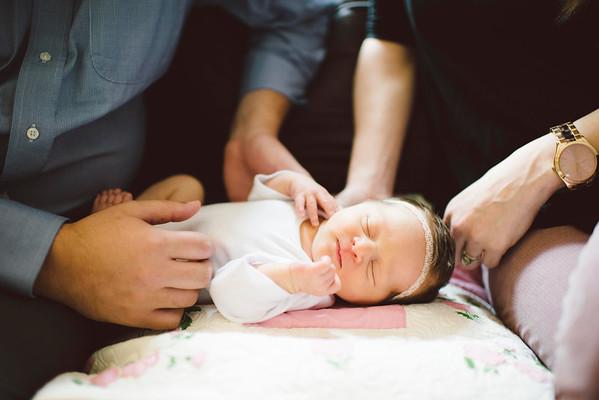 Wylder Lee Foster Newborn