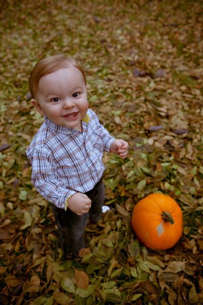 Xander October 2009