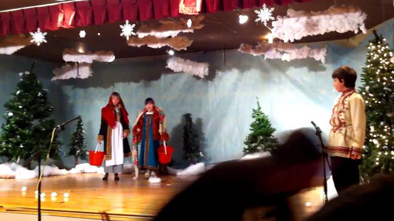 Рождественский Дед 2-я часть