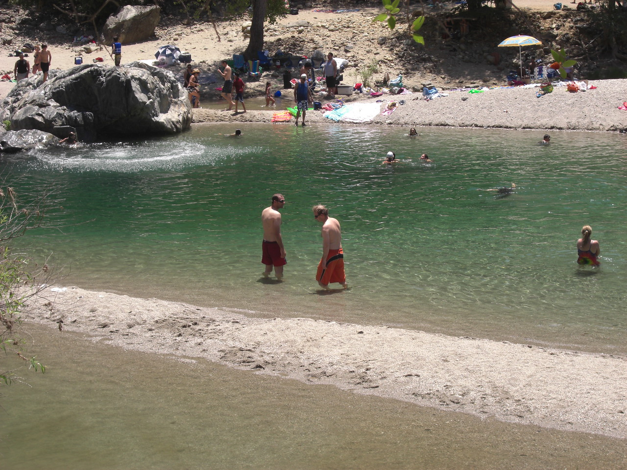 First time to the South Yuba River