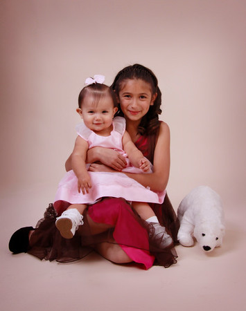 Youngest Owen Girls