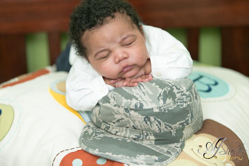 Zayden Newborn Portraits