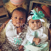 Zaylie & Traylin- Easter Mini 2014 :