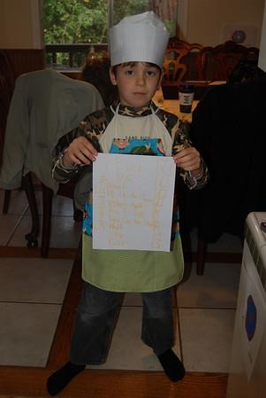 Zeuz the Chef: 11/14/09