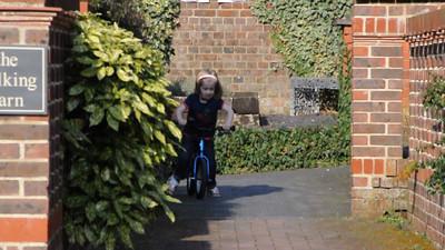 Zoë's Biking Videos