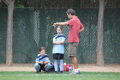 Zoe U8 Soccer