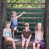 Madison & Bella (Janice & Jake's girls) & Reese & Owen