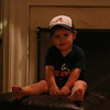 "Owen in his Braves ""get-up."""