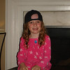 Reese with her hat backwards too