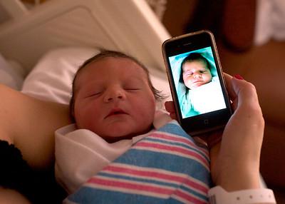 baby augie & baby zack