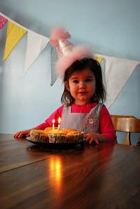 Birthday Muffins...