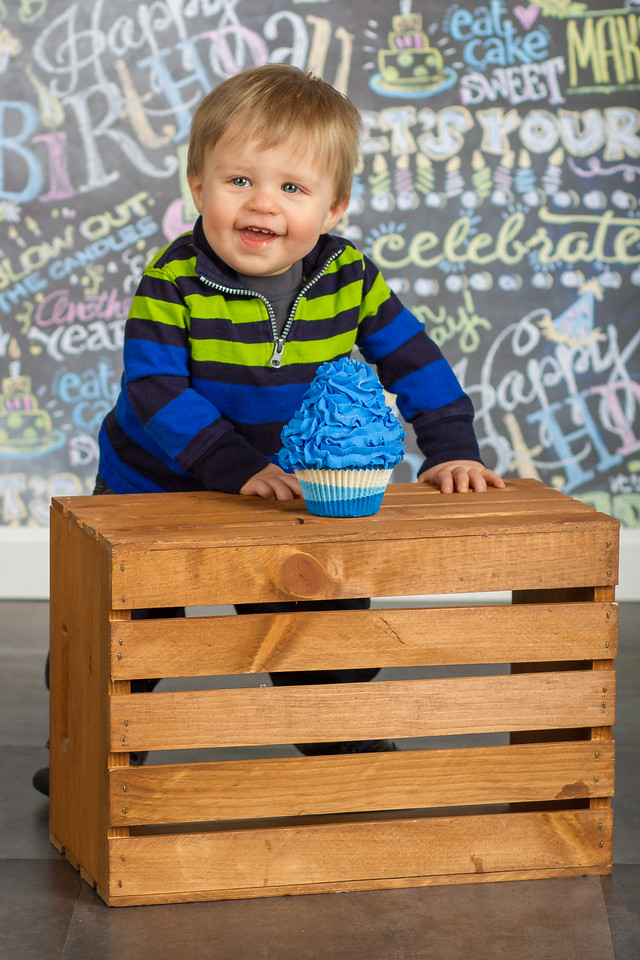 A quick sneak peek from today's birthday session with Brady. More coming soon!