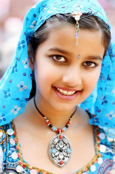 Indian Child #1