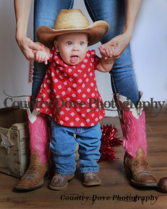 Cowgirl Christmas