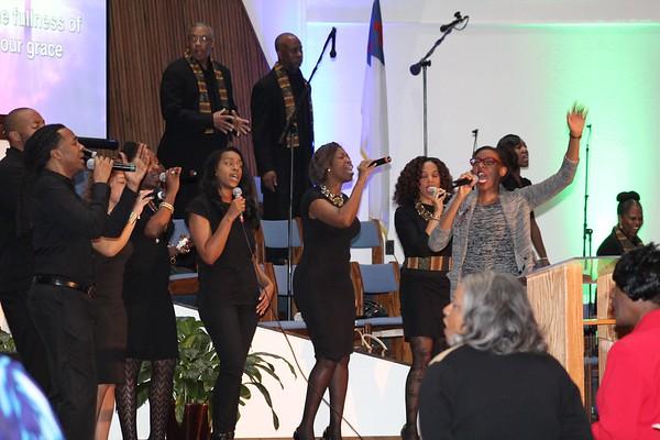 Children's Choir Feb 2017