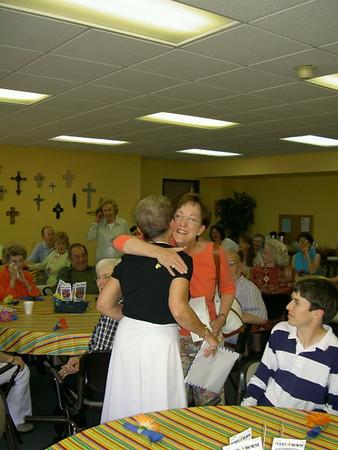 Volunteer Luncheon 2005