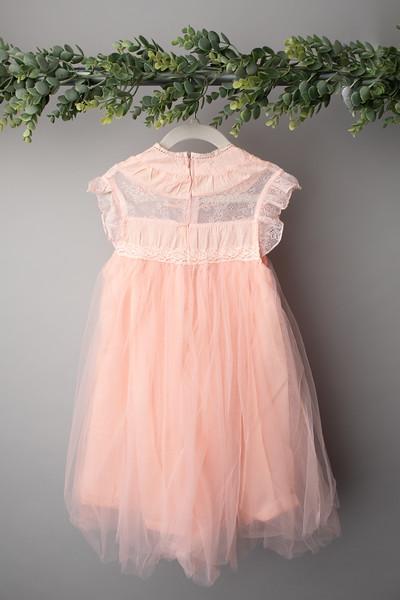 Cherry Pop Dress (size 4t) BACK