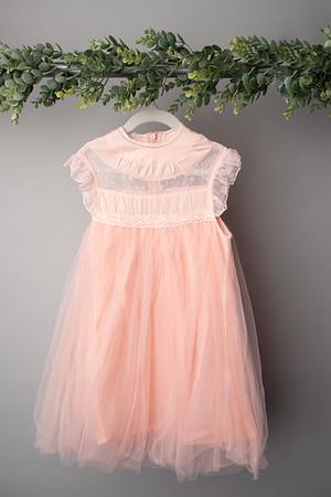 Cherry Pop Dress (size 4t) FRONT