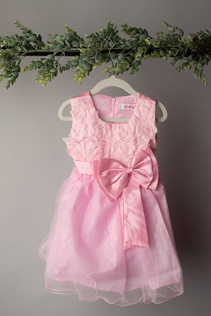 Pink Tulle Dress (size 3T)