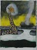 Utter, Doug - Giraffe and Water Spouts, 2009