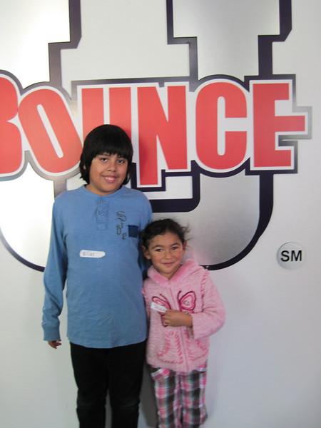 CKC Bounce U